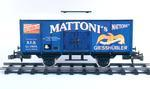 "Refrigerated Car B. E.B. for Mineral Water ""Mattoni"""