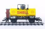 "Tank Car DR Series R ""Shell"" with Brakeman's Cabin"