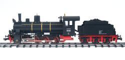 0-8-0 DR Steam Locomotive with tender, Series 55 - 1