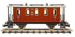 Passenger Car of the King of Prussia Railway