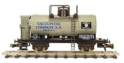"Tank Car ČSD Series R ""Vacuum Oil Co. "" with Brakeman's Cabin"