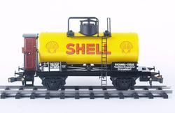 """Tank Car DR Series R """"Shell"""" with Brakeman's Cabin - 1"""