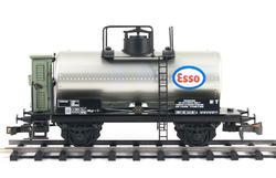 """Tank Car S. N.C. F. """"Esso"""" with Brakeman's Cabin - 1"""