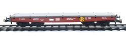 Four Axles Flat Car DB, Series Smmp - 1
