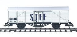 """Covered Refrigerated Car SNCF - """"STEF"""" - 1"""