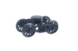 Flat Bogie for Freight Cars - 1