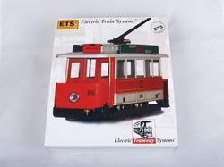 TinPlate Tramway Starter Set - DC for 110 V - 1