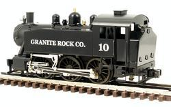 Steam Tank Locomotive USATC S100 Class, GR - 2