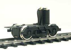 Driving Unit, axle distance 60 mm with outer frame, High Flange Wheels - 2