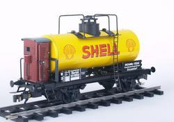 """Tank Car DR Series R """"Shell"""" with Brakeman's Cabin - 2"""