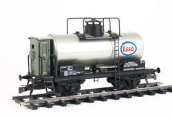 """Tank Car S. N.C. F. """"Esso"""" with Brakeman's Cabin - 2"""