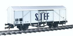 """Covered Refrigerated Car SNCF - """"STEF"""" - 2"""