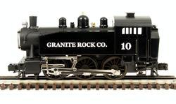 Steam Tank Locomotive USATC S100 Class, GR - 3