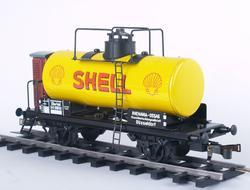 """Tank Car DR Series R """"Shell"""" with Brakeman's Cabin - 3"""