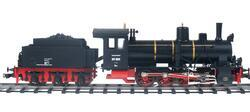 0-8-0 DR Steam Locomotive with tender, Series 55 - 4