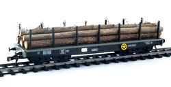 Four Axles Flat Car SNCF, Series Spyw - 5