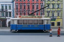 Tramway with covered platform - Munich, Germany - 5