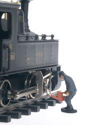 Figure - Railroad worker Alfred - 5