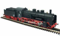 4-6-0 Steam Locomotive DB, Class 38 - 7