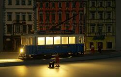 Tramway with covered platform - Munich, Germany - 7