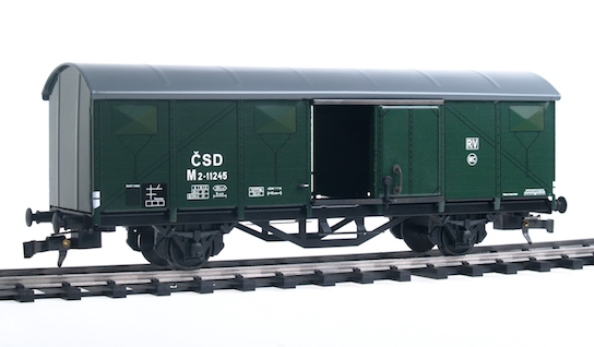 ETS Trains - Home page